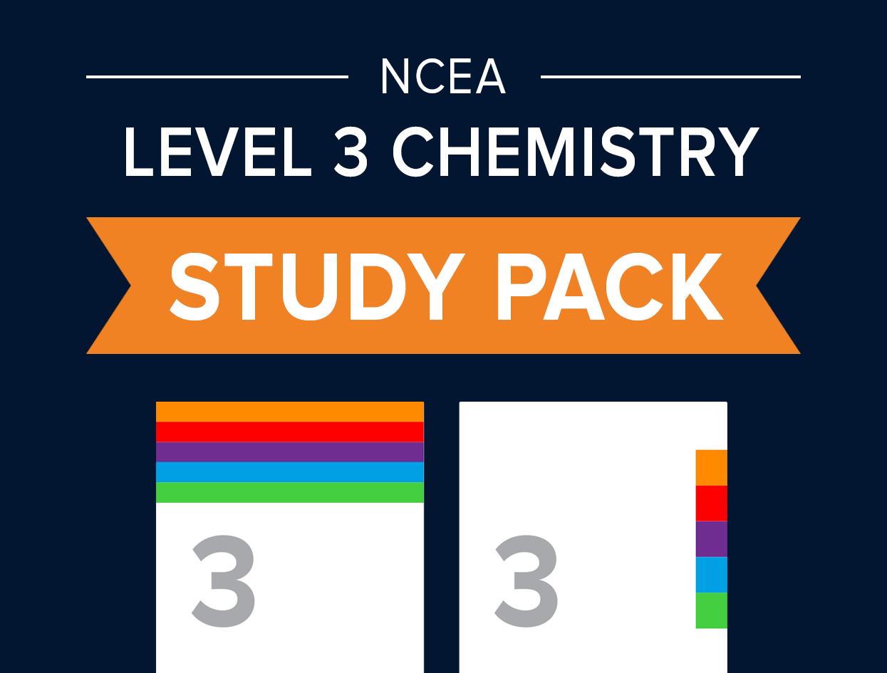 NCEA Level 3 Chemistry | StudyPass