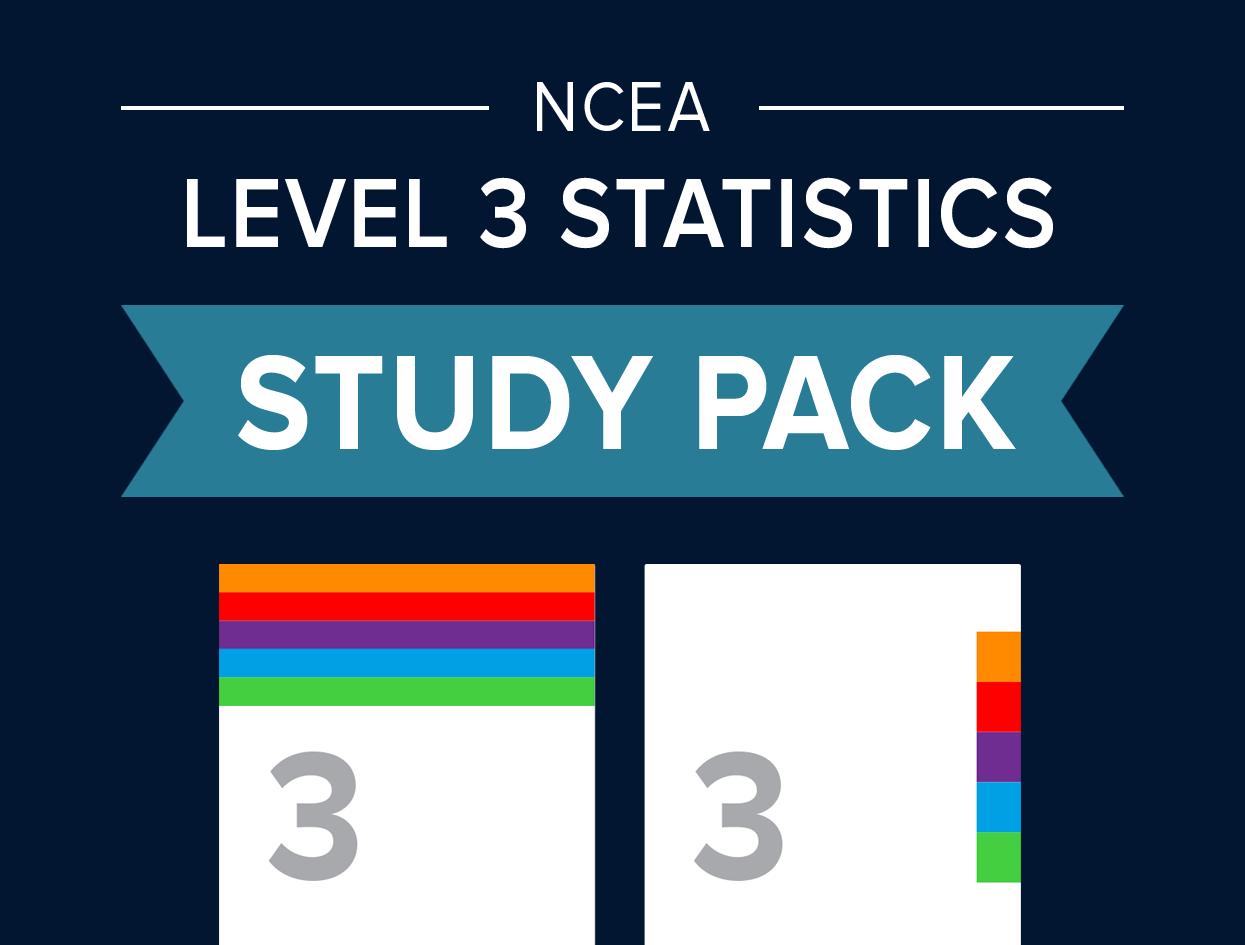 NCEA Level 3 Statistics | StudyPass