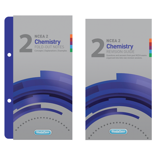 NCEA L2 Chemistry Study Pack