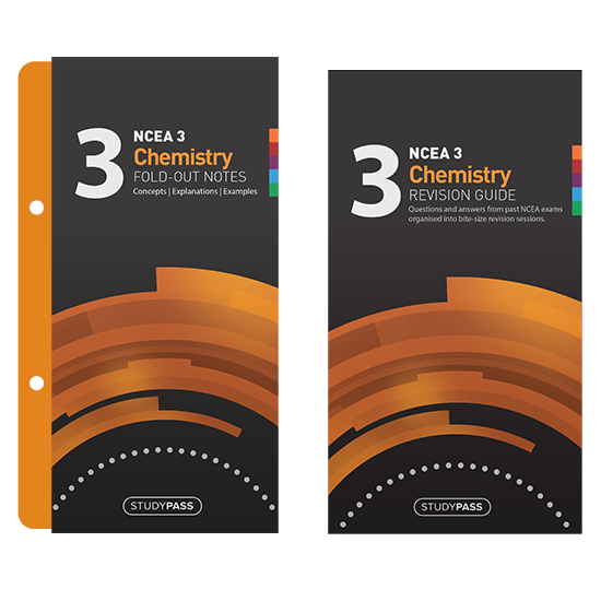 NCEA L3 Chemistry Study Pack